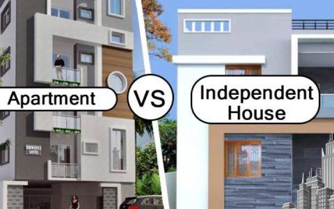 公寓还是独立屋?选择房产类型时需要考量的问题。