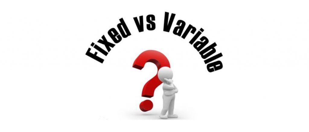 浮动利率和固定利率该怎么选?澳洲房贷Variable Rate vs Fixed Rate对比