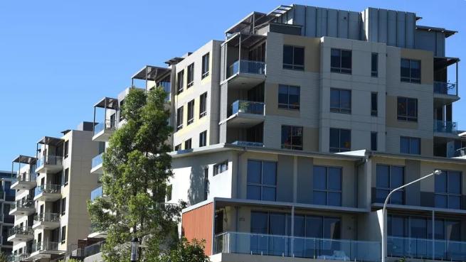 澳大利亚房地产:这个国家正在见证独立屋和公寓的划分