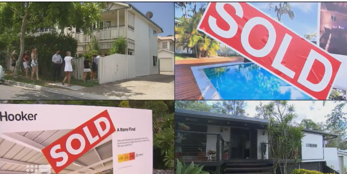 超过三分之一的澳洲房主考虑将房产出售