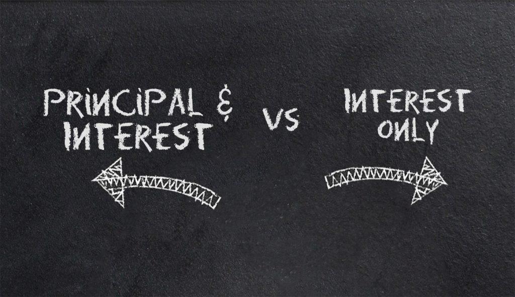 只还利息(IO)和本息还款(P&I)比较,我该选择哪一种?