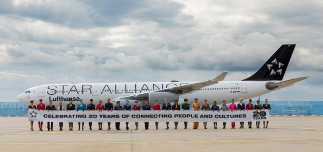 星空联盟各航空公司成员详解 - Star Alliance