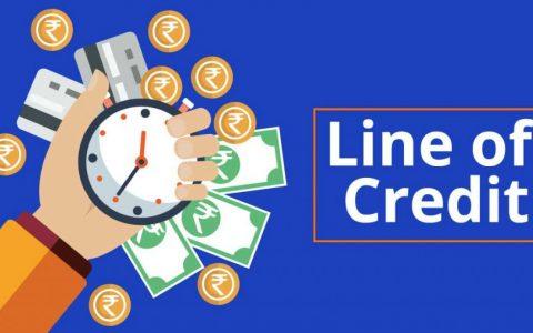 商业信用贷款额度(Commercial Line of Credit)
