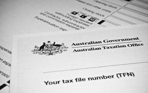 申请澳洲房贷所需的报税证明文件(tax return)