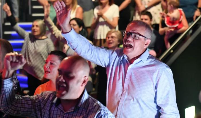 澳洲人越来越不信教了,但我们的总理们呢?