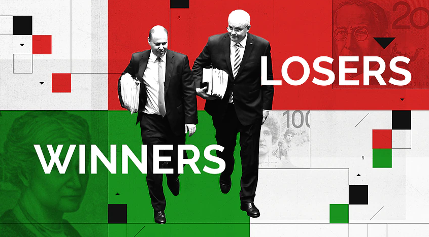 """021年的联邦预算将如何影响你?以下是赢家和输家"""""""