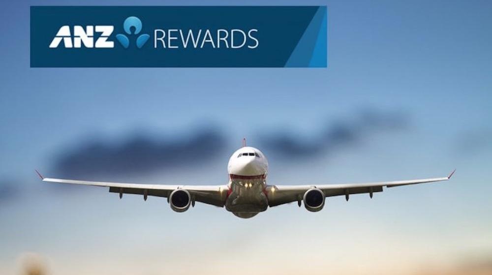 澳新银行信用卡奖励计划指南 - ANZ Rewards
