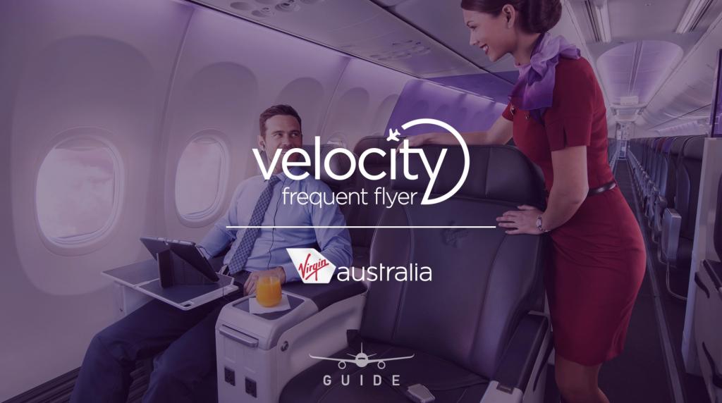 维珍航空(Virgin Australia)常旅客计划 - Velocity详解