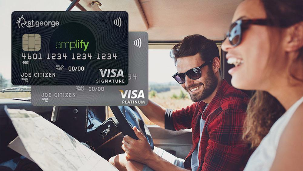Amplify Rewards详解 - 圣乔治、南澳及墨尔本银行信用卡奖励计划