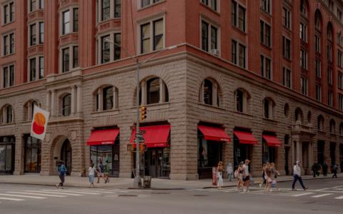 万事达卡公司改造纽约办公室,迎接混合工作的新时代
