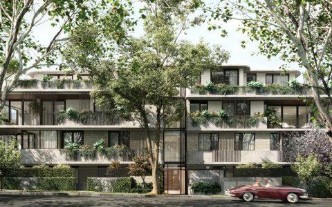 拉努克阿玛代尔阿玛代尔的拉努克大宅激发了新的公寓项目