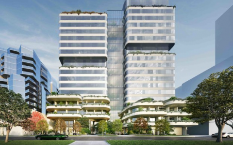价值3.2亿元的Suburbs医疗保健区的第一阶段获得绿灯