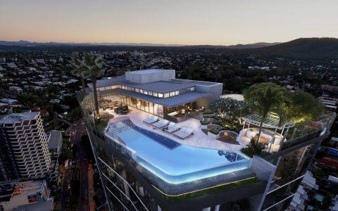 揭晓布里斯班的下一个大型住宅和零售项目的计划