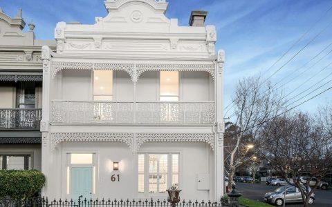 墨尔本拍卖会阿尔伯特公园的房子在两年内获得了70万澳元的收益,而供应商什么都没做