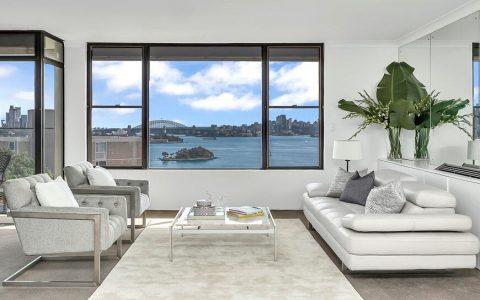 """悉尼虚拟拍卖市场 """"火了""""Point Piper顶层公寓以超过底价105万元成交"""