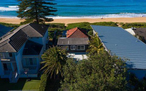 北阿沃卡20世纪70年代的海滩小屋以810万元的价格售出,创下Suburbs记录