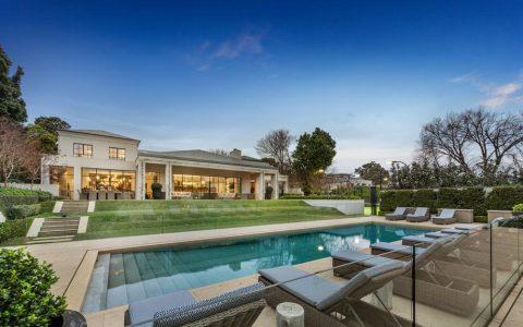 Toorak房价记录:4000万元的Lansell Rd豪宅业主被披露为富有的希利家族