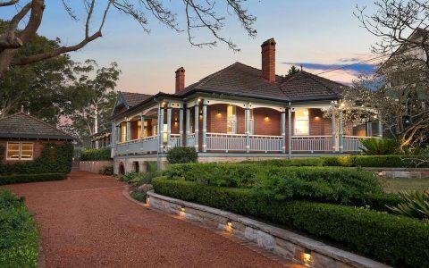 大基拉拉庄园以超过1000万元的价格卖给了一个想拥有网球场的当地家庭