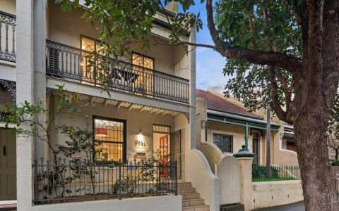 悉尼房价上涨未将买家拒之门外,Zetland排屋以232万元售出