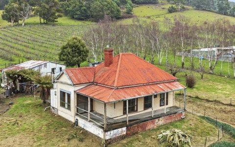 历史悠久的乡村房产在竞争中被抢购一空