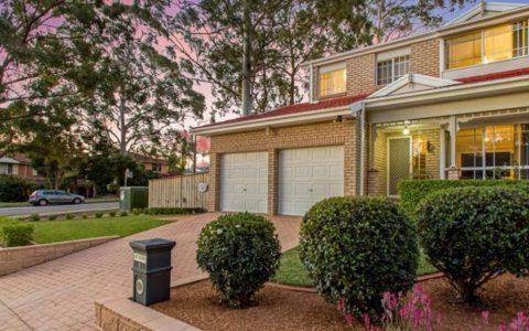 """悉尼拍卖会:Cherrybrook的拍卖记录被认为是 """"新常态"""