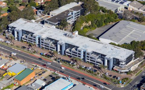 Mintus公司从Dexus公司购买了Gladesville办公室,并希望重新规划