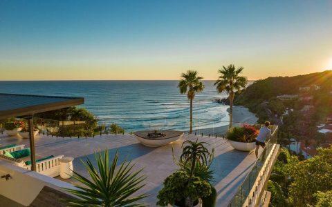 投资者和社会企业家Tanya Nelson-Carnegie购买了价值1400万元的拜伦湾住宅