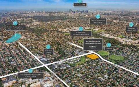 科利达斯与Glenvill合作开发2.2亿元的墨尔本住宅项目