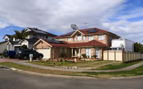 悉尼西部的房产价格屈从于病毒的影响