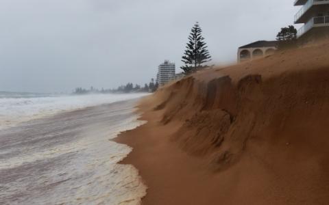 易受气候变化影响的住房市场
