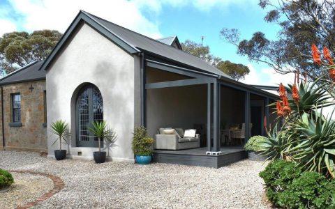 南澳历史悠久的教堂和学校礼堂被改造成神圣的家进入市场