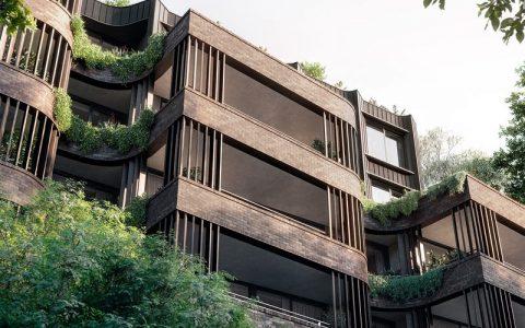 Munro House( 门罗之家)- 悉尼东区楼盘