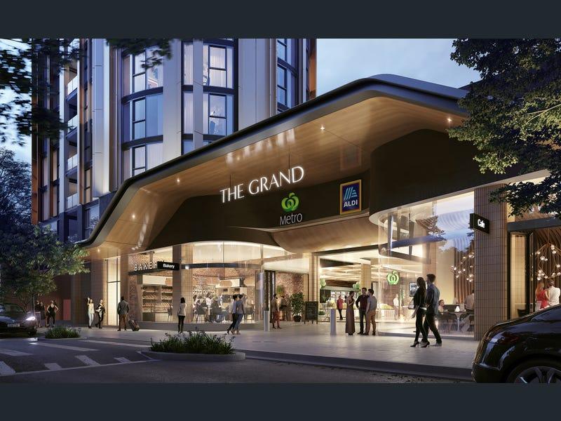 The Grand Residences(格兰德公寓)-悉尼东区楼盘