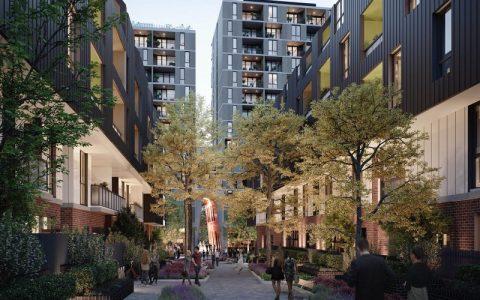 Downtown Zetland(泽特兰市中心公寓)- 悉尼东区楼盘