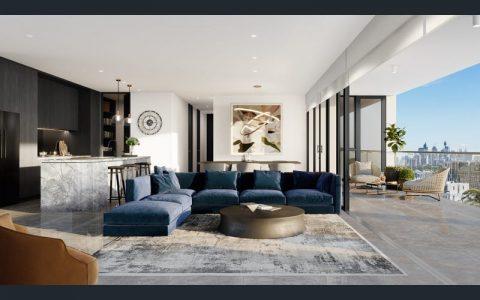 Eminence(卓越公寓)-悉尼东区楼盘