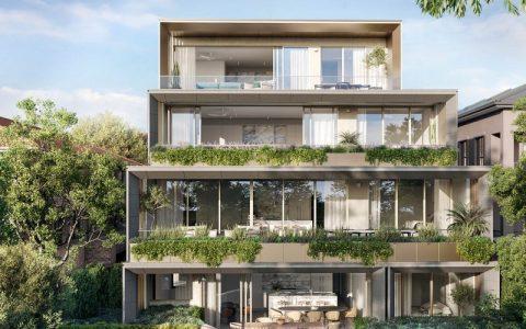 Cutler Residences(卡特勒公寓)-悉尼东区楼盘