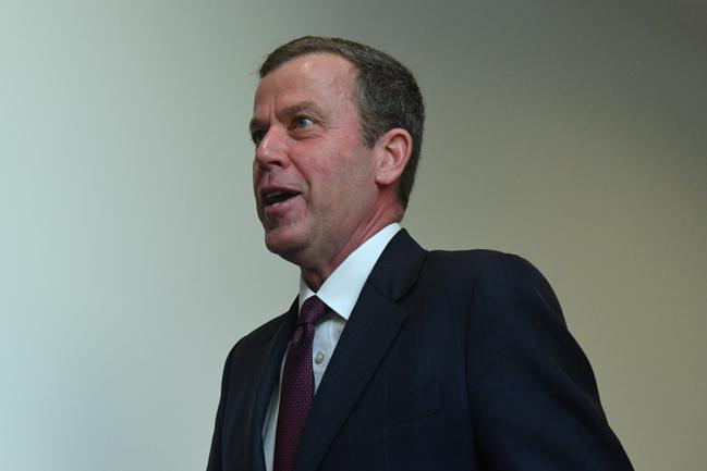 Minister for Trade Dan Tehan.