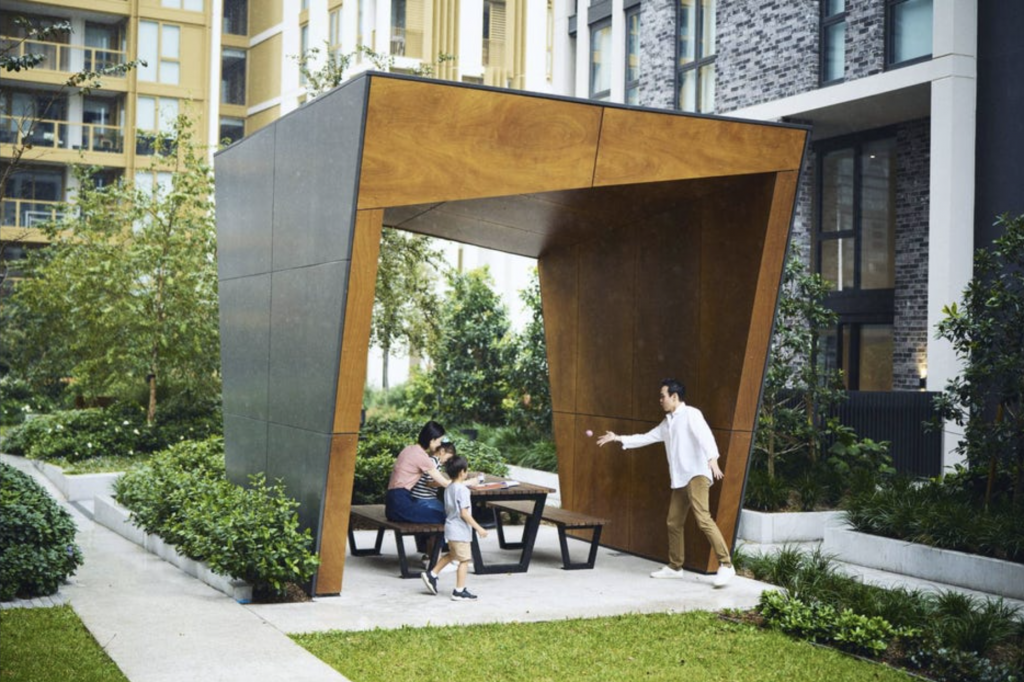 Mirvac Pavilions Residences(展馆公寓)-悉尼西区楼盘
