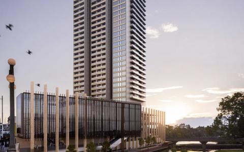 The Lennox(伦诺克斯公寓)-悉尼西区楼盘