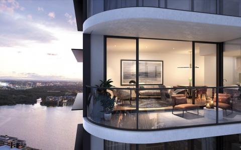 Rhodes Central Stage 3(罗德中心三期公寓)-悉尼西区楼盘