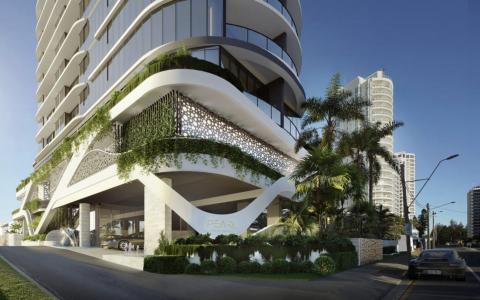 PEARL MAIN BEACH(珍珠缅因海滩公寓)-黄金海岸楼盘