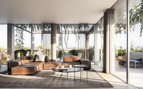 阿玛代尔墨尔本家庭为顶层公寓支付1500万元,因为对犯罪的恐惧上升了
