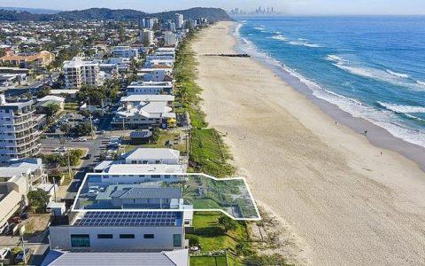 Palm Beach大型塔楼地块拍卖日临近,开发商纷纷抢购