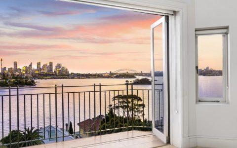 Point Piper Chatsworth公寓在网上拍卖中以832万元成交