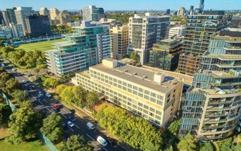 大面积地块进入市场,Aware提高了建造-租赁管道的效率