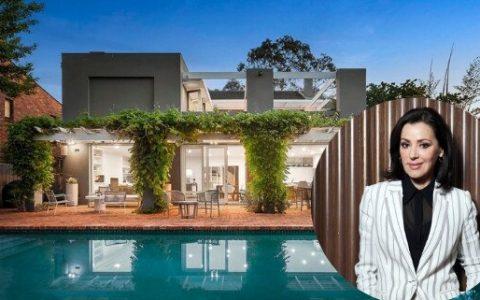 墨尔本:名人购买和出售房屋的顶级Suburbs