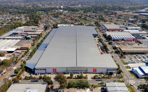 悉尼仓库价值9个月内增长6500万元