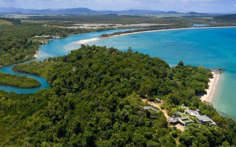 凯恩斯的房地产Mission Beach 8.5公顷的房产将建成豪华的离网庄园