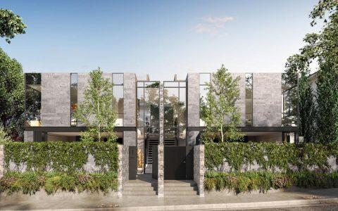 普拉兰:乔姆利街121号联排别墅项目具有不同寻常的特点
