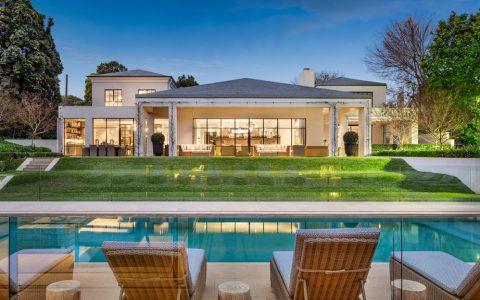墨尔本房地产:最昂贵的待售房屋